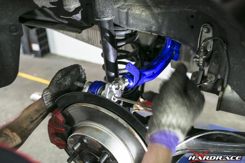 Hardrace Global Rear Camber Kit 7367