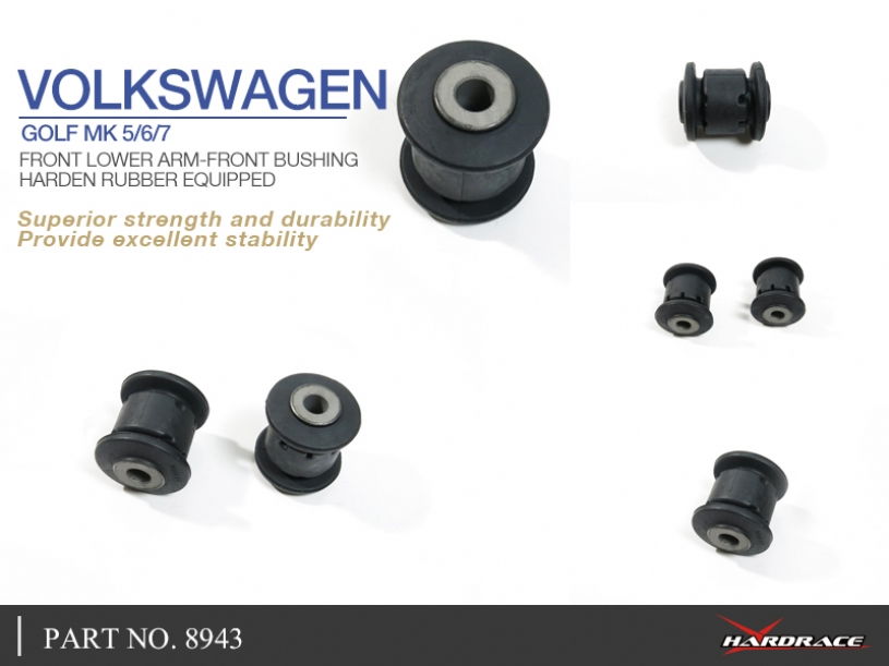 8943 - FRONT LOWER ARM-FRONT BUSHING